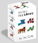 Cover-Bild zu Carle, Eric: My Very First Library