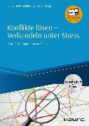 Cover-Bild zu Konflikte lösen - Verhandeln unter Stress (eBook) von Eidel, Ulrike