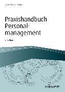 Cover-Bild zu Praxishandbuch Personalmanagement (eBook) von Wagner, Dieter (Hrsg.)