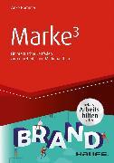 Cover-Bild zu Marke³ - inkl. Arbeitshilfen online (eBook) von Hommer, Anke