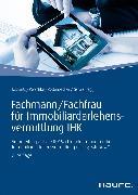 Cover-Bild zu Fachmann/Fachfrau für Immobiliardarlehensvermittlung IHK (eBook) von Rottenbacher, Frank