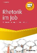 Cover-Bild zu Rhetorik im Job (eBook) von Becher, Frank