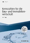 Cover-Bild zu Kennzahlen für die Bau- und Immobilienwirtschaft - inkl. Arbeitshilfen online (eBook) von Geyer, Helmut