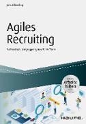 Cover-Bild zu Agiles Recruiting - inkl. Arbeitshilfen online (eBook) von Olberding, Jens
