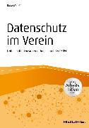 Cover-Bild zu Datenschutz im Verein (eBook) von Müller, Rose