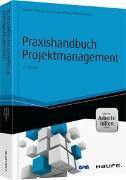 Cover-Bild zu Praxishandbuch Projektmanagement - inkl. Arbeitshilfen online von Drews, Günter