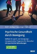 Cover-Bild zu Psychische Gesundheit durch Bewegung (eBook) von Wolf, Sebastian