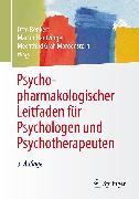 Cover-Bild zu Psychopharmakologischer Leitfaden für Psychologen und Psychotherapeuten (eBook) von Hautzinger, Martin (Hrsg.)