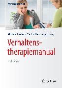 Cover-Bild zu Verhaltenstherapiemanual (eBook) von Linden, Michael (Hrsg.)