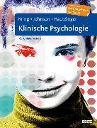 Cover-Bild zu Klinische Psychologie (eBook) von Hautzinger, Martin
