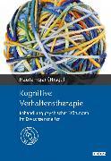 Cover-Bild zu Kognitive Verhaltenstherapie (eBook) von Hautzinger, Martin (Hrsg.)