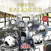 Cover-Bild zu Gregs Kalender 2020 von Kinney, Jeff