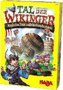 Cover-Bild zu Tal der Wikinger von Fort, Wilfried