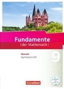 Cover-Bild zu Fundamente der Mathematik 9. Schuljahr. Schülerbuch. HE von Andreae, Kathrin
