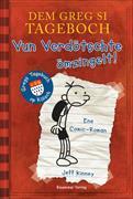 Cover-Bild zu Dem Greg si Tageboch - Vun Verdötschte ömzingelt von Kinney, Jeff
