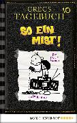 Cover-Bild zu Gregs Tagebuch 10 - So ein Mist! (eBook) von Kinney, Jeff