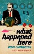 Cover-Bild zu Weinberger, Eliot: What Happened Here