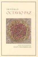 Cover-Bild zu Paz, Octavio: The Poems of Octavio Paz