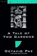 Cover-Bild zu Paz, Octavio: A Tale of Two Gardens