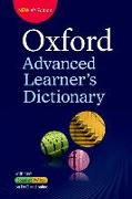 Cover-Bild zu Oxford Advanced Learner's Dictionary: Paperback + DVD + Premium Online Access Code
