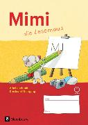 Cover-Bild zu Mimi, die Lesemaus. Ausgabe F. Arbeitsheft mit CD-ROM von Kiesinger-Jehle, Barbara
