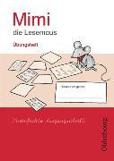 Cover-Bild zu Mimi, die Lesemaus. Ausgabe E. Bisherige Ausgabe. Übungsheft in Vereinfachter Ausgangsschrift von Borries, Waltraud