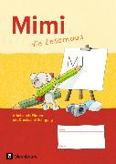Cover-Bild zu Mimi, die Lesemaus. Ausgabe F. Arbeitsheft Fördern. Mit Druckschriftlehrgang und Silbenübungen. BY,BW,RP,HE von Kiesinger-Jehle, Barbara