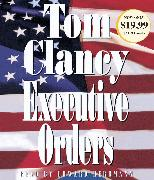 Cover-Bild zu Clancy, Tom: Executive Orders