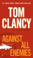 Cover-Bild zu Clancy, Tom: Against all Enemies