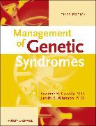 Cover-Bild zu Management of Genetic Syndromes (eBook) von Cassidy, Suzanne B.