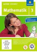 Cover-Bild zu Alfons Lernwelt / Alfons Lernwelt Lernsoftware Mathematik - aktuelle Ausgabe