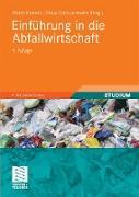 Cover-Bild zu Einführung in die Abfallwirtschaft (eBook) von Cord-Landwehr, Klaus (Hrsg.)