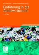 Cover-Bild zu Einführung in die Abfallwirtschaft von Kranert, Martin (Hrsg.)