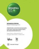 Cover-Bild zu Bioabfall Forum 2016 von Kranert, Martin (Hrsg.)