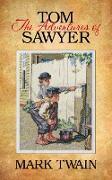 Cover-Bild zu Twain, Mark: The Adventures of Tom Sawyer (eBook)