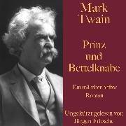 Cover-Bild zu Twain, Mark: Mark Twain: Prinz und Bettelknabe (Audio Download)