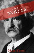 Cover-Bild zu Twain, Mark: Mark Twain: The Complete Novels (House of Classics) (eBook)