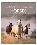 Cover-Bild zu Price, Steven (Hrsg.): 1001 Best Things Ever Said About Horses (eBook)