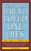 Cover-Bild zu Price, Steven D.: What to Do When a Loved One Dies (eBook)