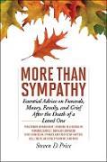 Cover-Bild zu Price, Steven D.: More Than Sympathy (eBook)