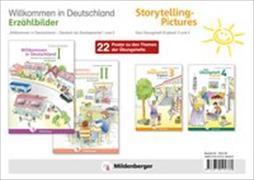 Cover-Bild zu Willkommen in Deutschland - Erzählbilder / Storytelling-Pictures von Kresse, Tina