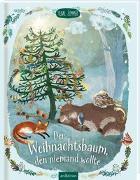 Cover-Bild zu Der Weihnachtsbaum, den niemand wollte von Zommer, Yuval