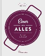 Cover-Bild zu Seiser, Katharina: Einer für alles (eBook)