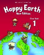 Cover-Bild zu Happy Earth: 1 New Edition: Class Book von Bowler, Bill