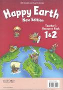 Cover-Bild zu Happy Earth 1-2 New Edition Teachers Resource Pack von Bowler, Bill