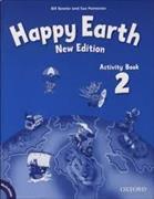Cover-Bild zu Happy Earth New Edition Activity Book 2 von Bowler, Bill