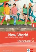 Cover-Bild zu Fischer, Marion: New World 3-5 / New World 3. Student's Pack