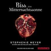 Cover-Bild zu Biss zur Mitternachtssonne von Meyer, Stephenie
