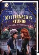 Cover-Bild zu Mitternachtsstunde 2: Emily und der löchrige Zeitzauber von Read, Benjamin