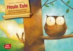 Cover-Bild zu Heule Eule. Kamsihibai Bildkartenset von Friester, Paul